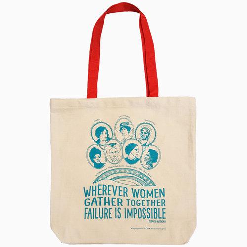c5830e651ff Inspiring Women tote bag — Blackbird Letterpress