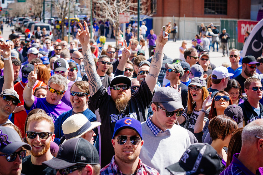 Colorado Rockies Opening Day 2015 -01