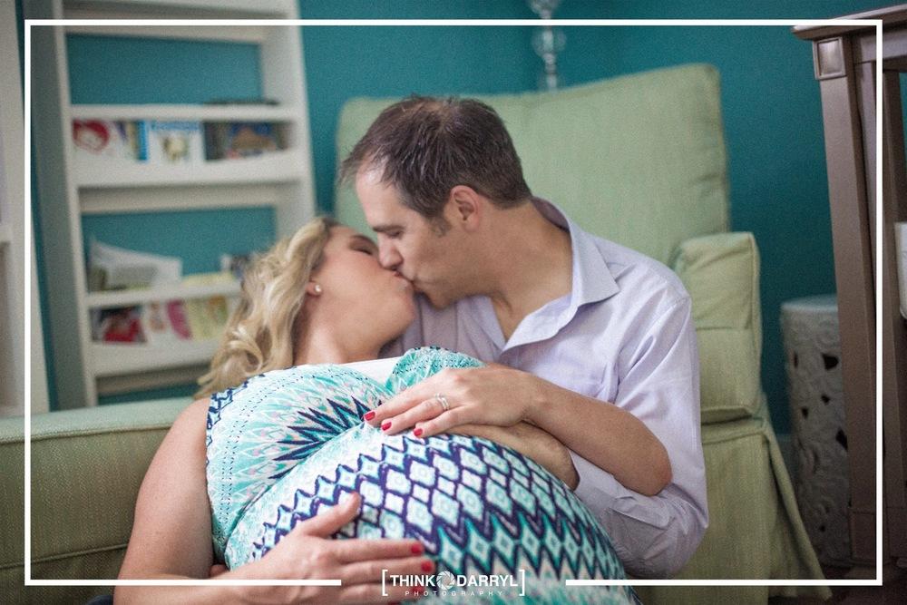 Portenga Family | Think Darryl Photography - Denver Maternity Photographer
