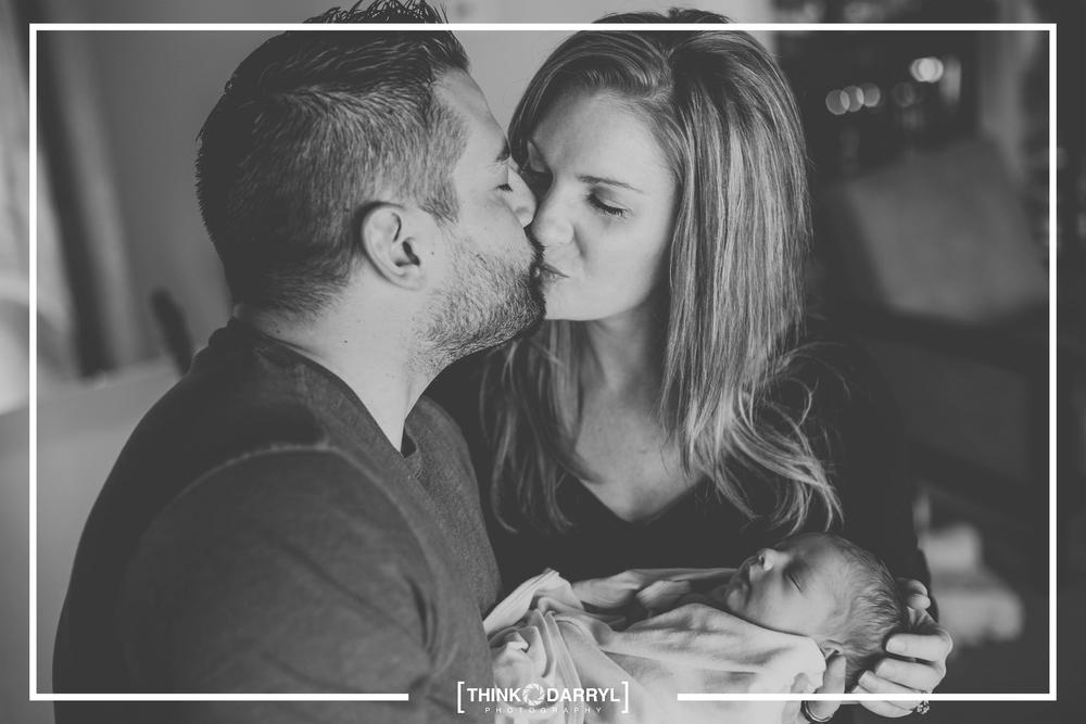 Kramer Family | Think Darryl Photography - Denver Newborn Photographer
