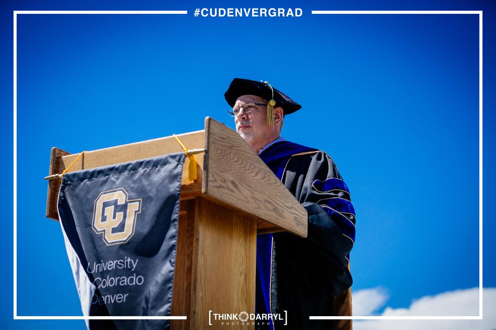 CU Denver Graduation 2015