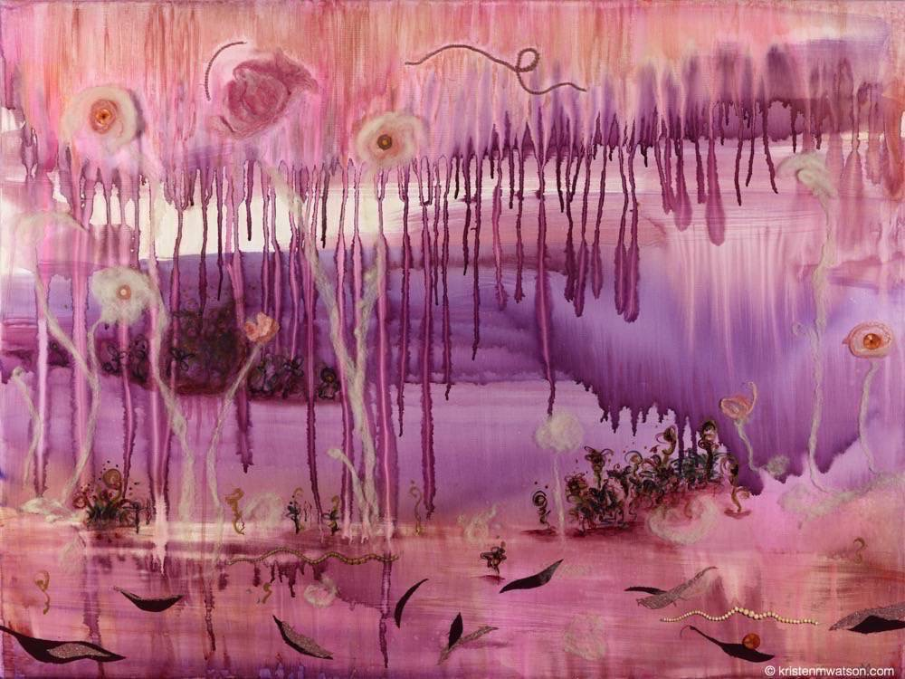 Violet Landscape_2014_30x40in_acrylic and mixed media on canvas_©2014 kristen m. watson art studio, llc.jpg