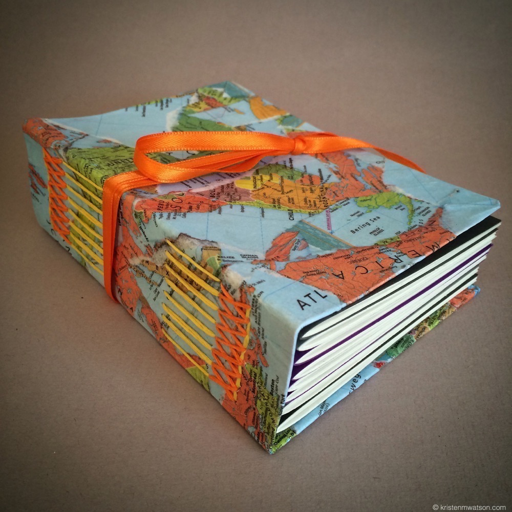 Travelers Journal Long Stitch_2015_Artist Book_5.5x4.5in_© 2015 kristenmwatson 1 2.jpg