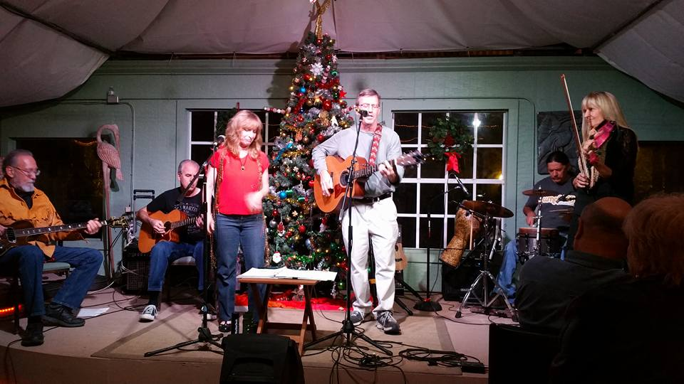 JMP at Sacred Lands Benefit Concert for the Homeless, St. Petersburg, FL December 18, 2015