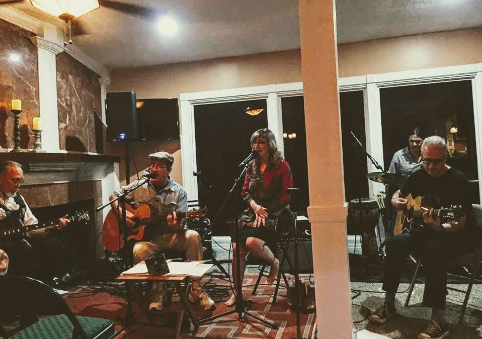 The Joe Milligan Project House Concert South Pasadena, FL February 4, 2017