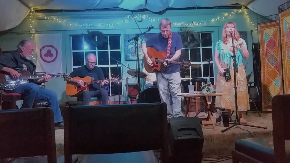 The Joe Milligan Project at Sacred Lands, St Petersburg, FL June 15, 2018