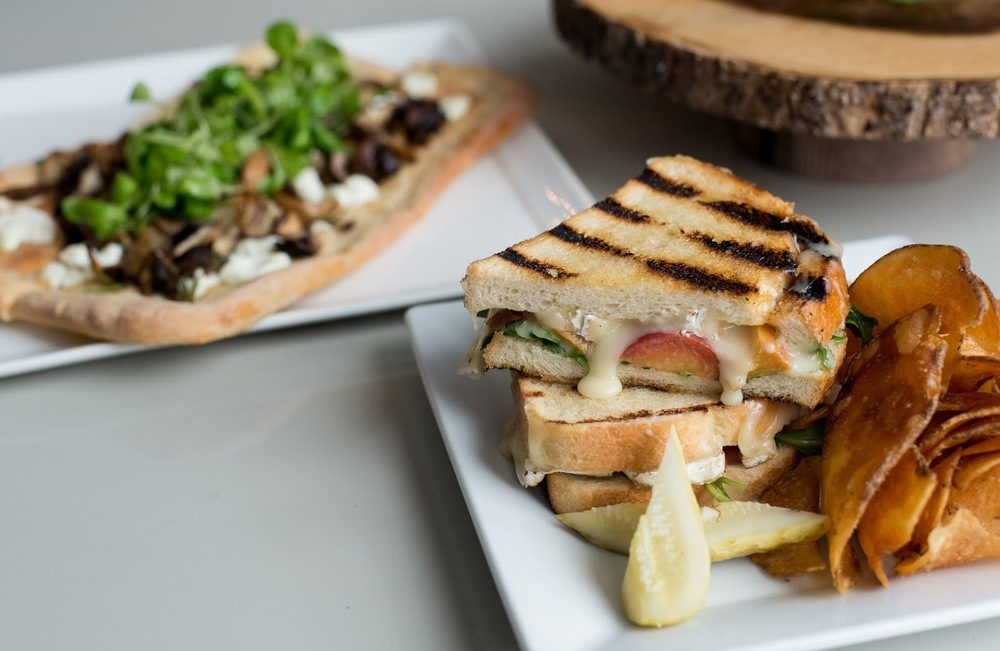 Flatbread and panini