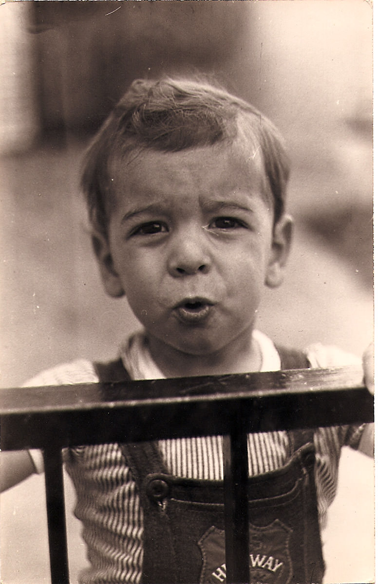 Fotografía de Felipe Sanz, año 78