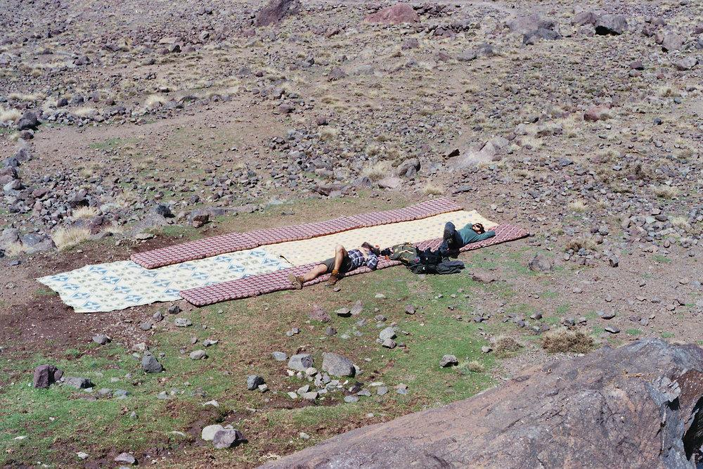 Foto: Alberto Muriel. Expedición Morocco 2015