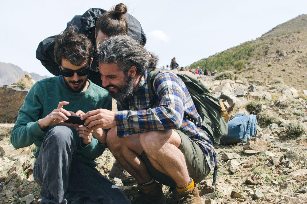Foto: Nuria Puigmal. Expedición Morocco 2015