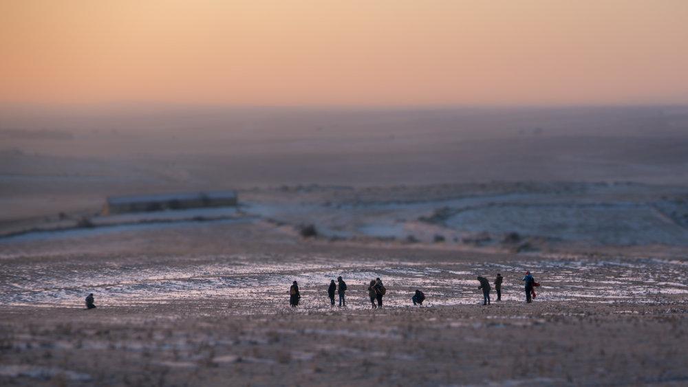 El horizonte infinito de Torralba | Foto: Marcos Soriano