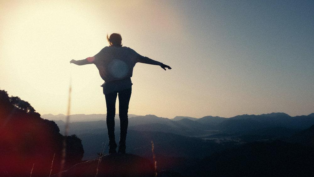En las alturas de sierra de Grazalema | Foto: Álvaro Sanz
