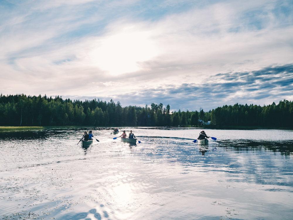 ¡Bienvenidos a la Expedición Finlandia! -