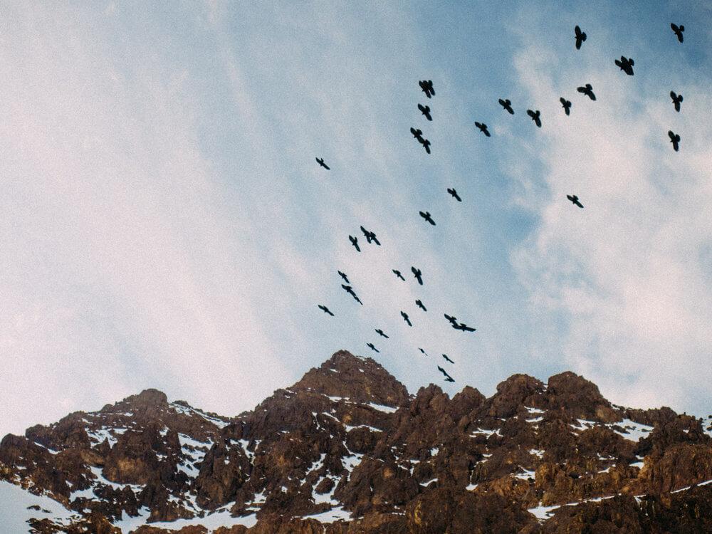 Tocando la cima del Jebe Toubkal | Foto: Adrián Cano