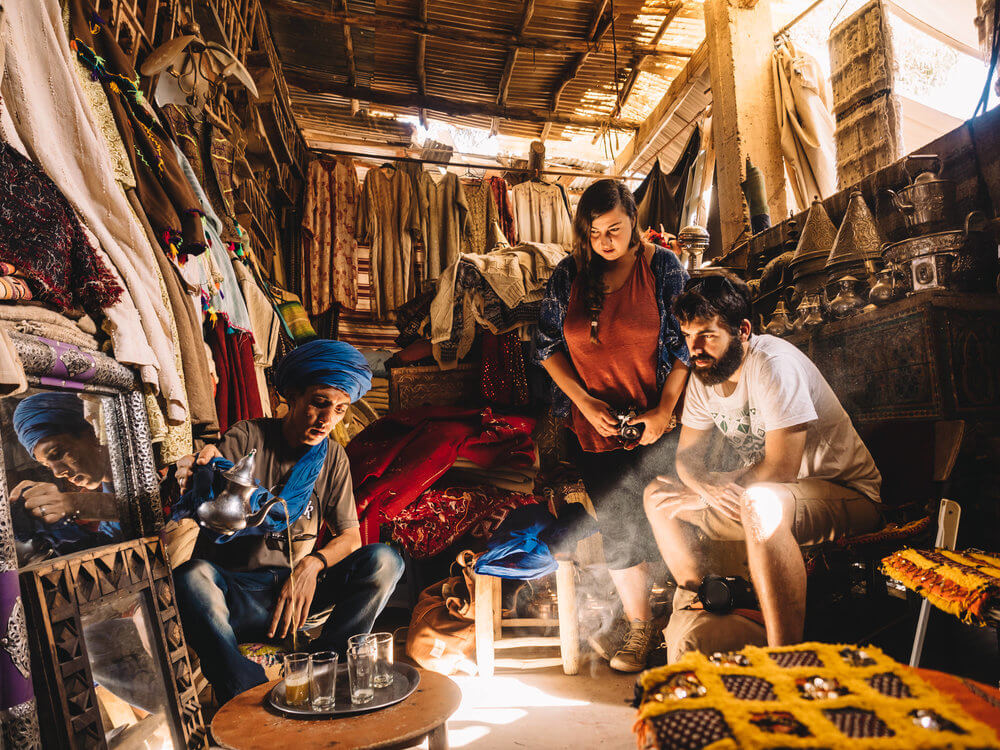 La magia de la tradición marroquí en Merzouga | Foto: Álvaro Sanz