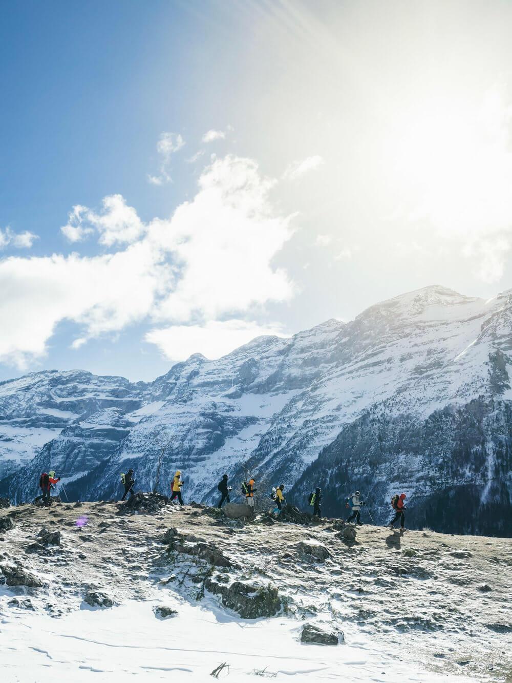 Rodeando las montañas de la Vall d'Aran | Foto: Álvaro Sanz