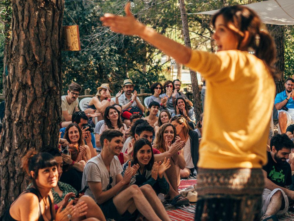 ¡Bienvenidos al Festival Inspira! - Festival de creatividad en las montañas
