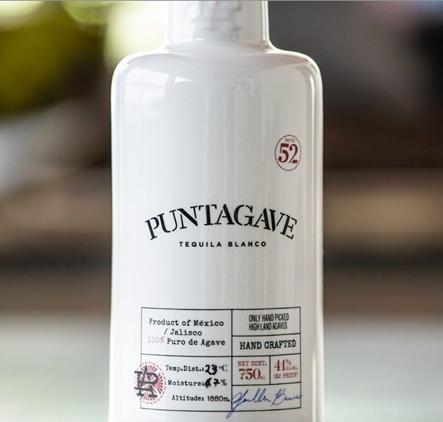 Simply the best blanco. . . . #foodie #foodpairing #tequila #mezcal #cocktails #craftspirits #smallbatch #agavelove #crafttequila #mixology #cocktails #thirstymag #imbibe #cocktailporn #puntagave