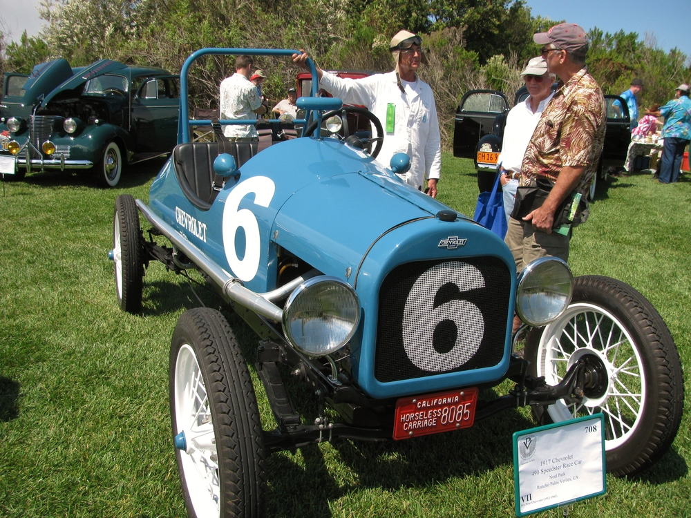 PV Concours 2012, Chevrolet Speedster, 1917. Photo by Kay Finer.JPG