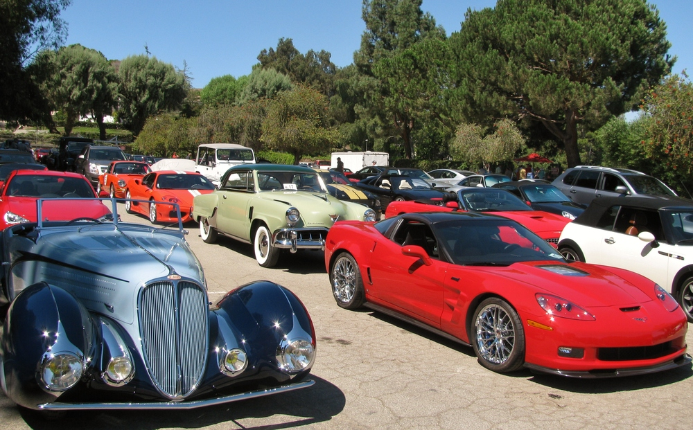 PV Concours 2012, Rallye Cars in front row position. Photo by Kay Finer.JPG
