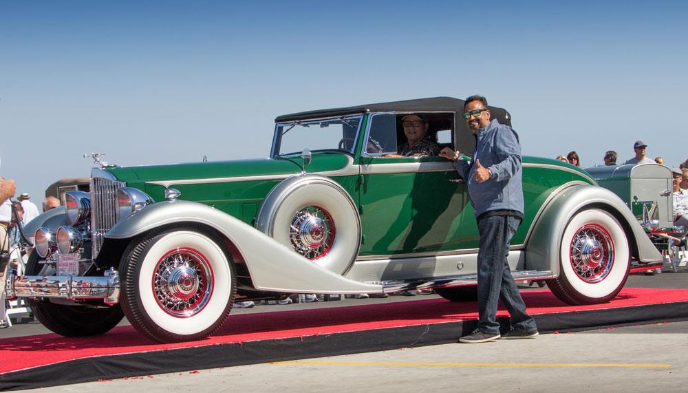 Class IV: Open Classic Packard, 1925-1948 (CCCA)