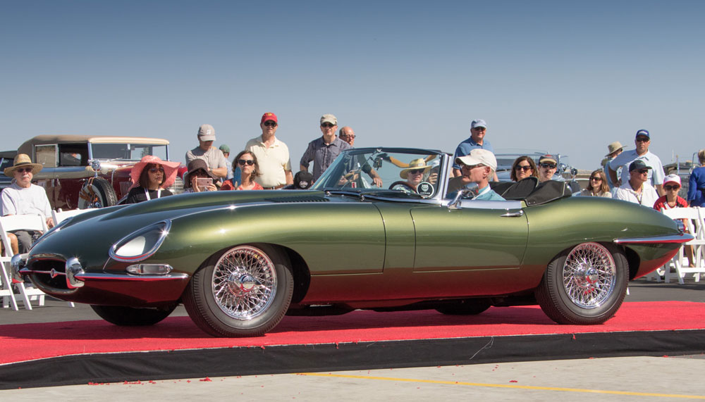Class X – Jaguar E-Type, 1961-1974