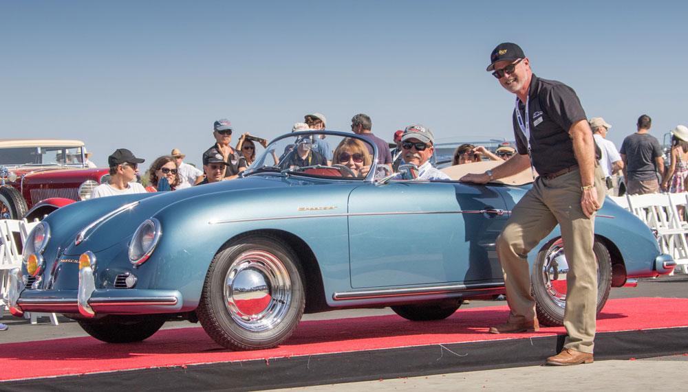 Class XIV: Porsche 356