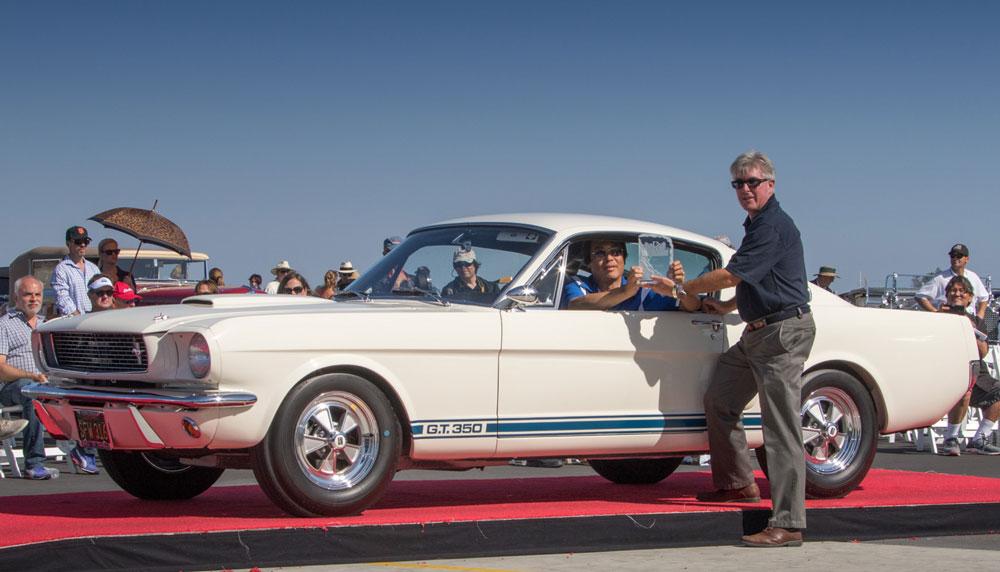Class XVII: Shelby Automobiles, 1962-1970