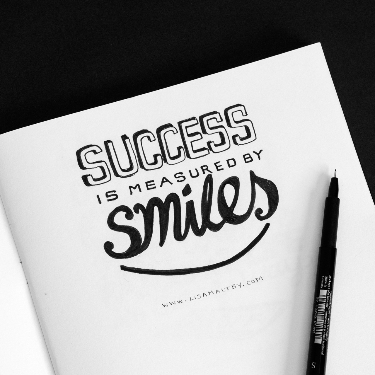 Success is measured by smiles 😊   www.lisamaltby.com