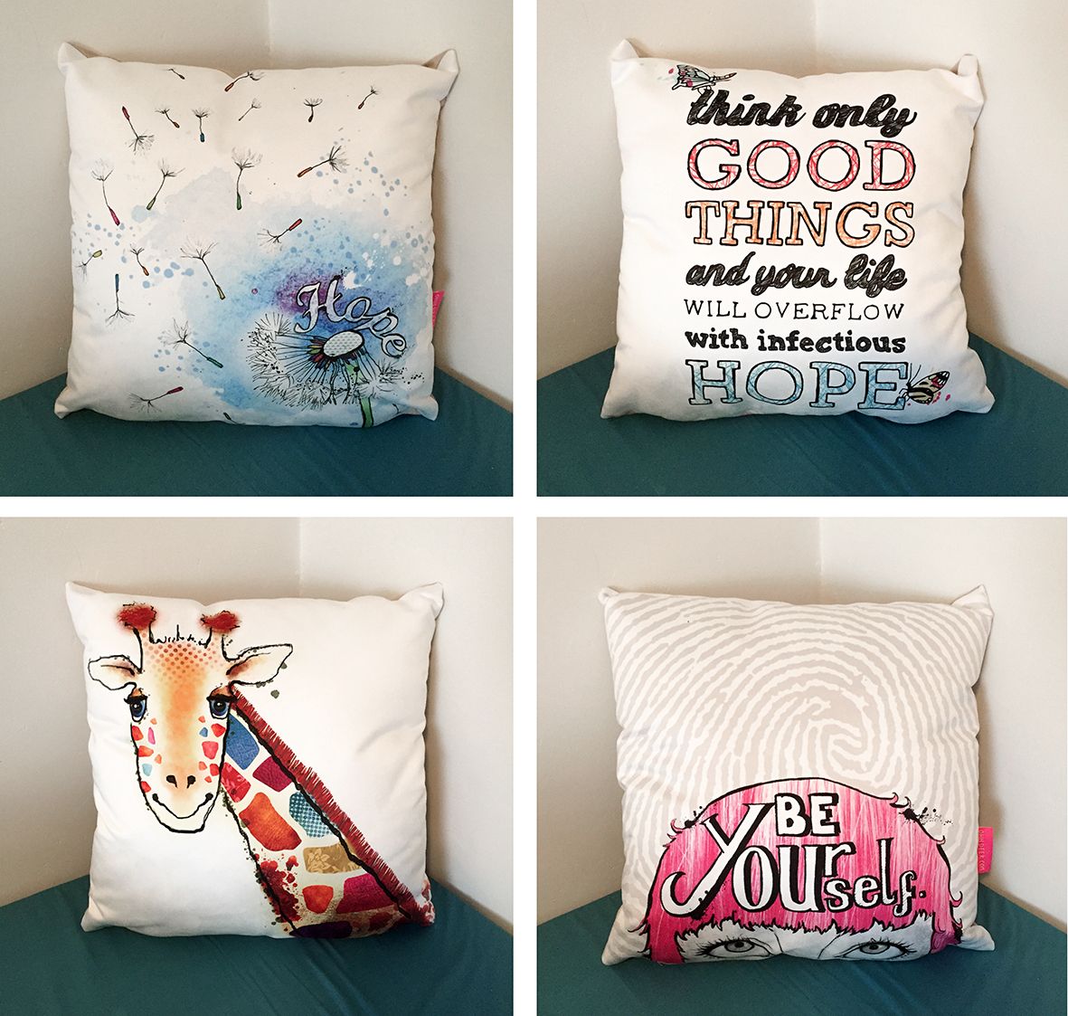 It's the last chance for you to buy my cushion designs this week! They're available until the 1st Dec. They're part of a competition so if you don't buy please vote for them so I have the chance to continue selling my work on the Ohh Deer website! Thank you!    They're available here: http://ohhdeer.com/catalogsearch/result/?q=Lisa+maltby