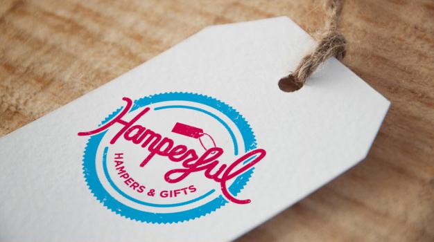 hand lettering logo design