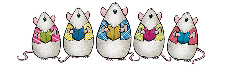 mice illustration