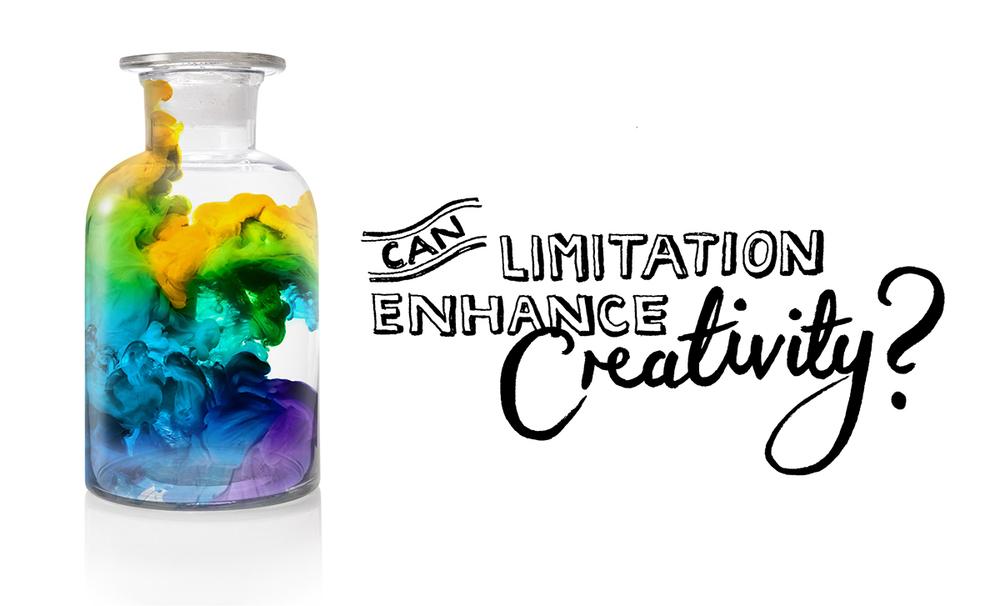 can limitation enhance creativity?