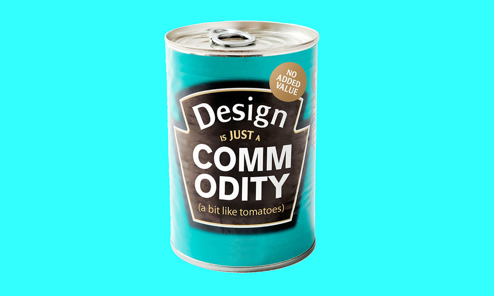 IS DESIGN A COMMODITY?