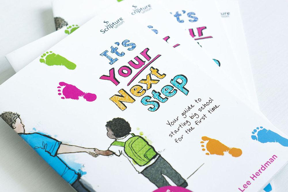 illustrated cover design