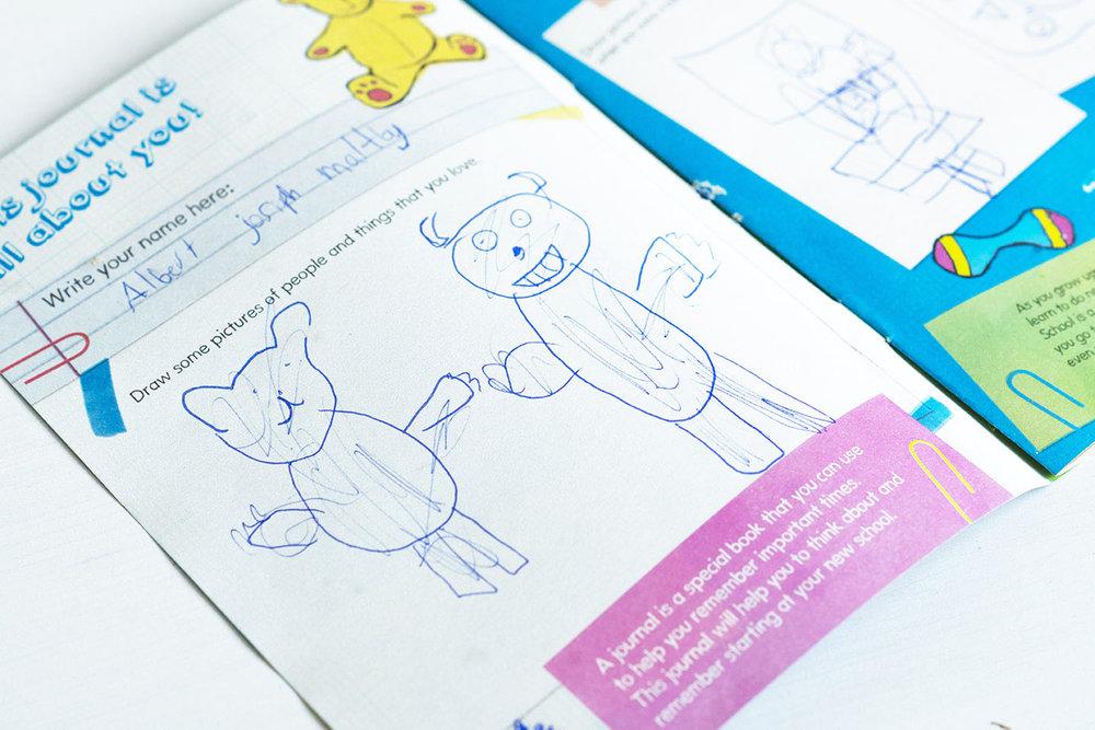 child workbook