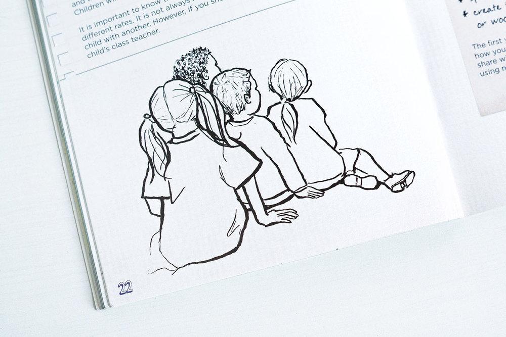 drawings of children