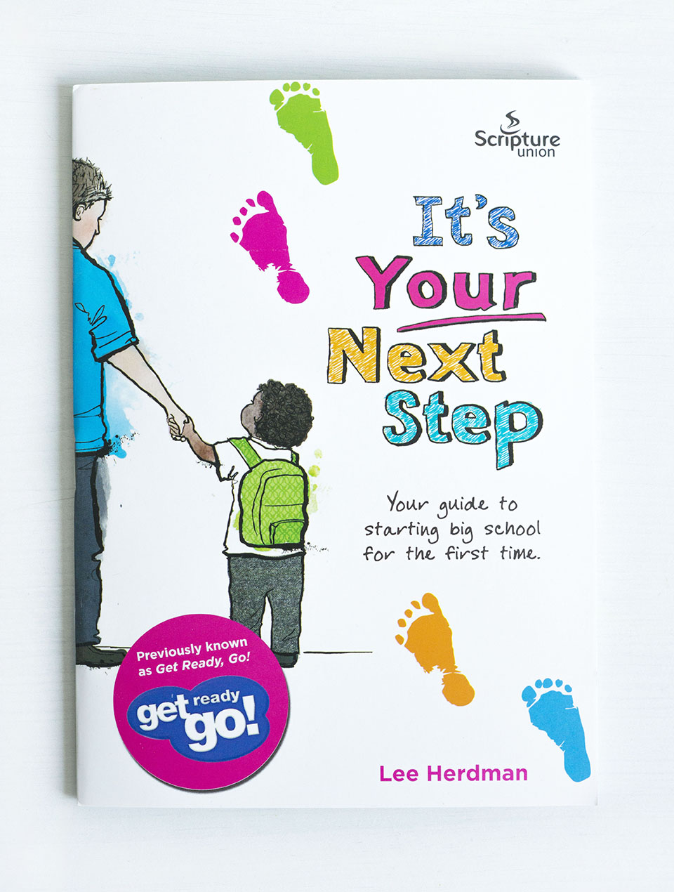 It's Your Next Step' Workbook — Lisa Maltby: Illustrator ...