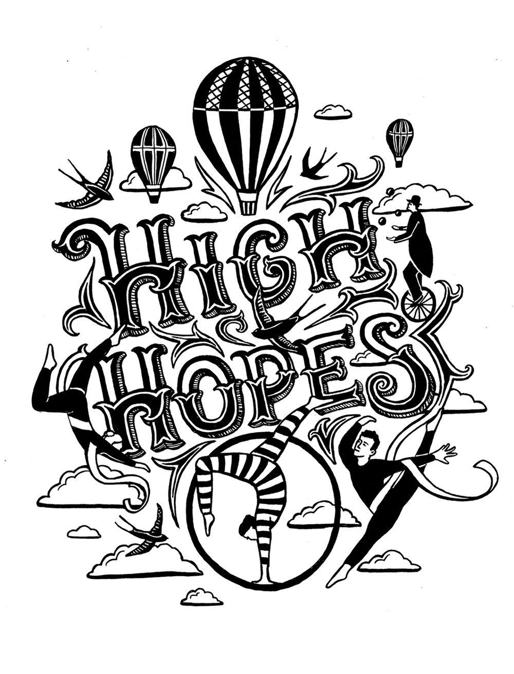 High Hopes print