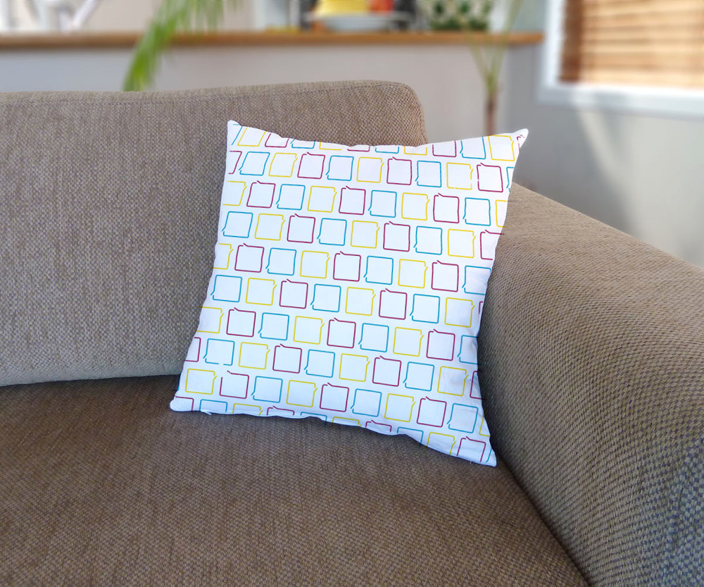 sheffield listening cushion