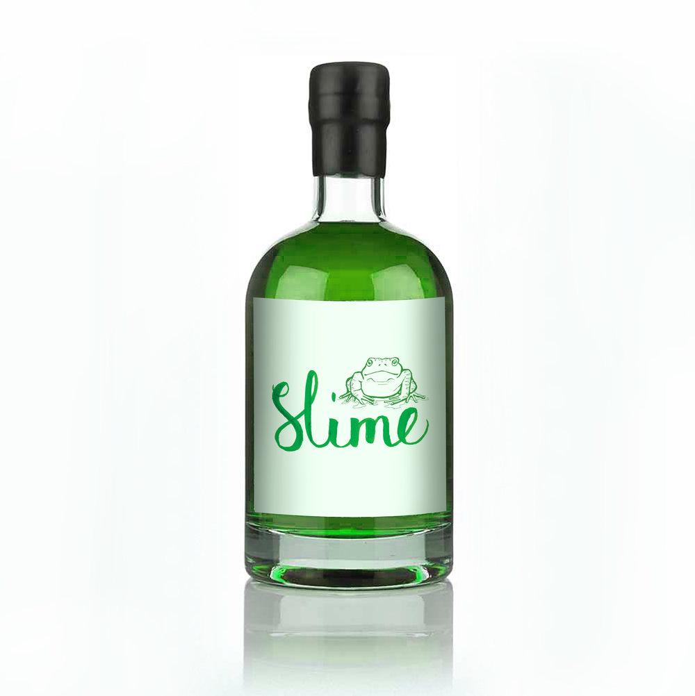 slime bottle