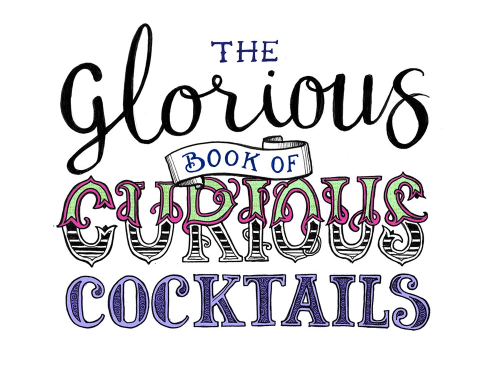 Glorious Book of Curious Cocktails