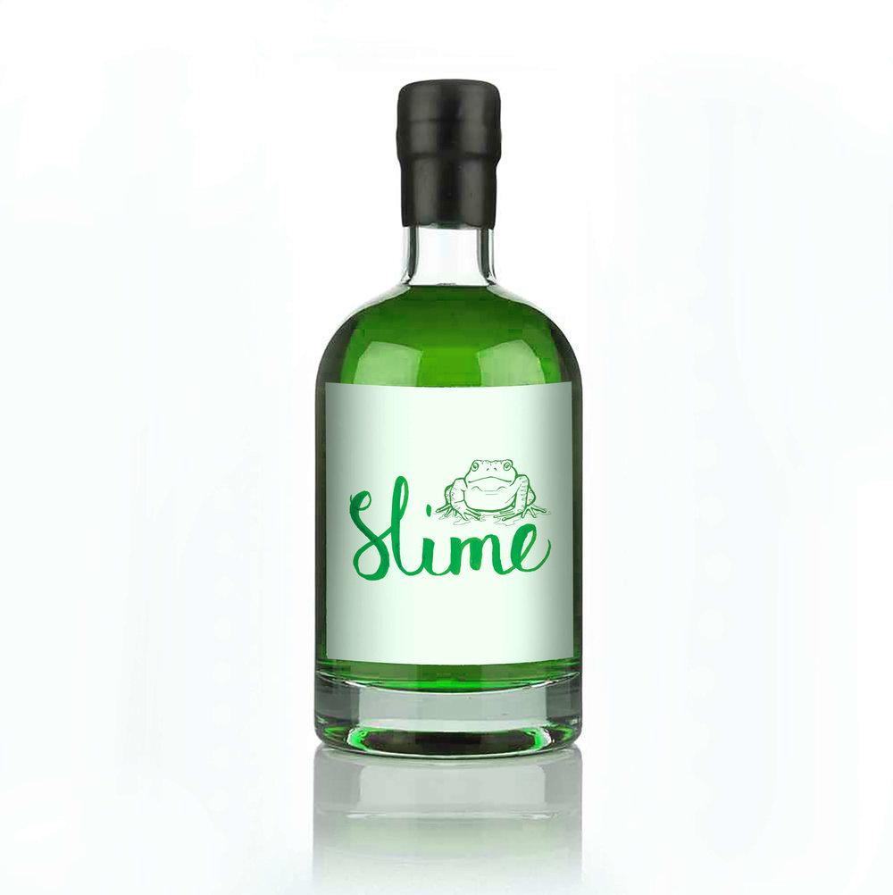 slime bottle