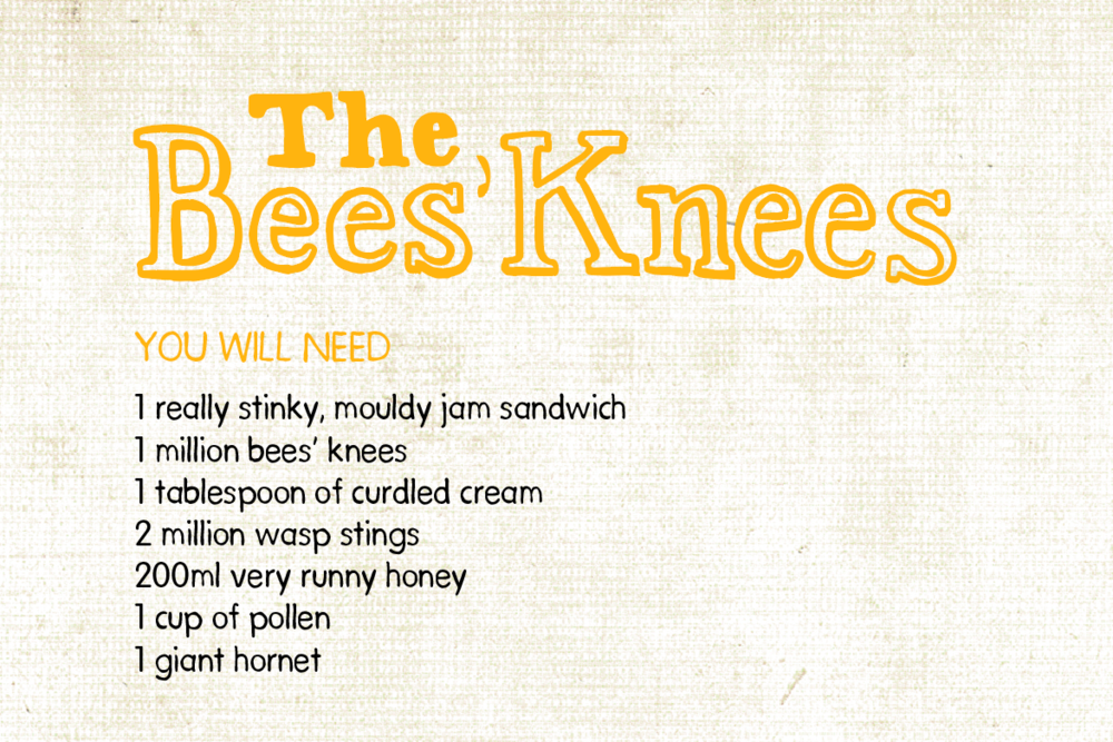 Bees knees recipe