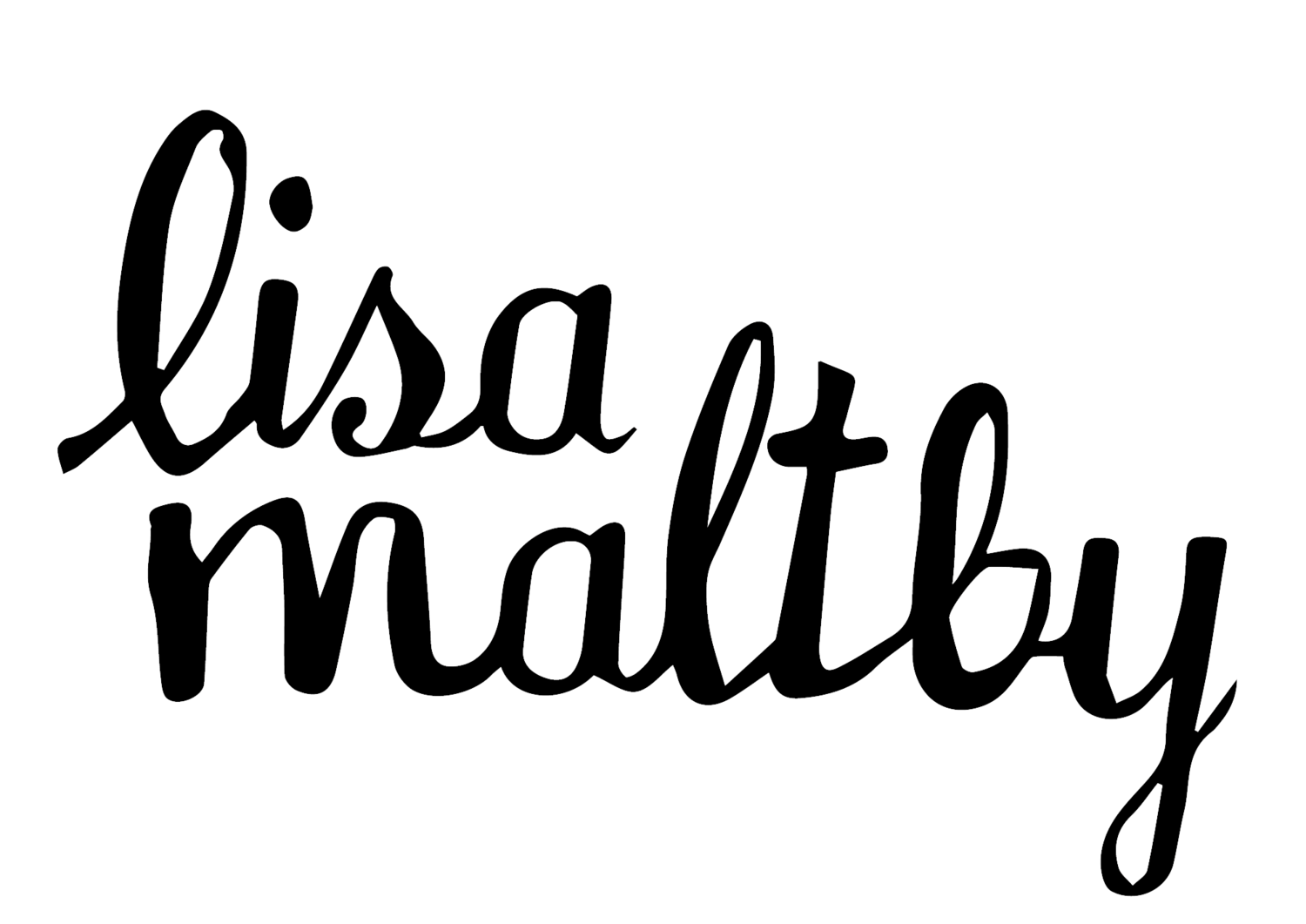LISA MALTBY Illustration & Lettering