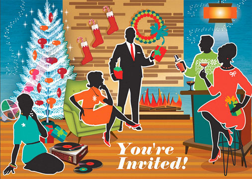 Preservation Sacramento Holiday Party - December 11, 2017 A Night at the Executive Airport
