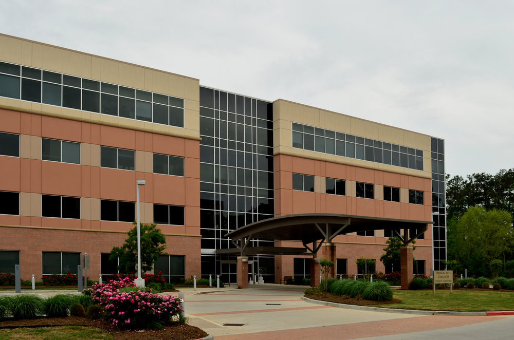 St. Lukes MAC III. Project designed and managed by Oscar Valdez working at Haynes Whaley Associates