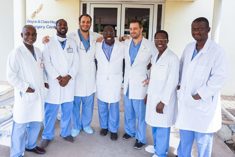 US-based Surgeons