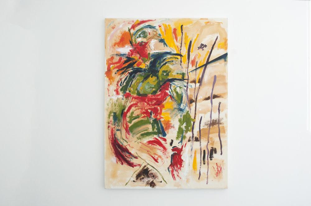Vasilis Karouk_Questor_Oil on Canvas_135 X 99 cm_2018.jpg