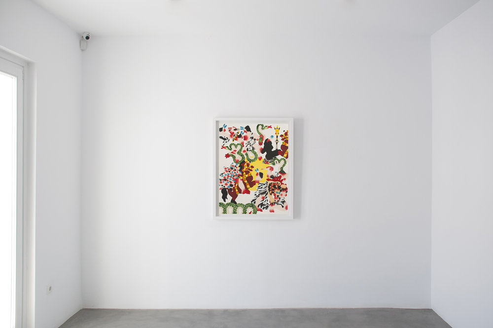 Matthew Palladino_Gigantomachy_Blood of Cronus_installation shot_1.jpg